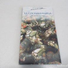 Libros de segunda mano: ÁLVARO CUNQUEIRO LA COCINA GALLEGA W8156. Lote 276731768