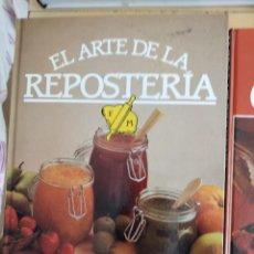 Libros de segunda mano: M LOTE DE 9 LIBROS DE COCINA LOS DE FOTO. Lote 276795763