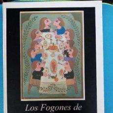 Libros de segunda mano: LOS FOGONES DEL CHAMI. Lote 277040473