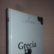Libros de segunda mano: COCINA PAIS POR PAIS (GRECIA) NÚMERO 12 (EL PAÍS). Lote 277053748