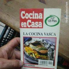 Libros de segunda mano: LA COCINA VASCA. IÑIGO AZPIAZU. L- 25991. Lote 277054298