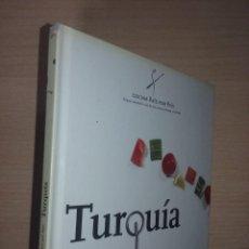 Libros de segunda mano: COCINA PAIS POR PAIS Nº 10 - TURQUIA (TURQUÍA: ESCENARIO VIVO DE UNA COCINA SUNTUOSA Y HUMILDE). Lote 277617743
