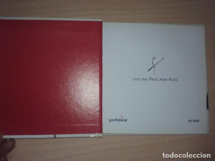 Libros de segunda mano: COCINA PAIS POR PAIS Nº 10 - TURQUIA (TURQUÍA: ESCENARIO VIVO DE UNA COCINA SUNTUOSA Y HUMILDE) - Foto 2 - 277617743