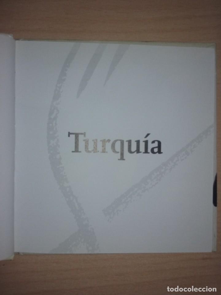 Libros de segunda mano: COCINA PAIS POR PAIS Nº 10 - TURQUIA (TURQUÍA: ESCENARIO VIVO DE UNA COCINA SUNTUOSA Y HUMILDE) - Foto 4 - 277617743