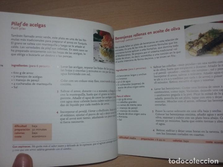 Libros de segunda mano: COCINA PAIS POR PAIS Nº 10 - TURQUIA (TURQUÍA: ESCENARIO VIVO DE UNA COCINA SUNTUOSA Y HUMILDE) - Foto 7 - 277617743