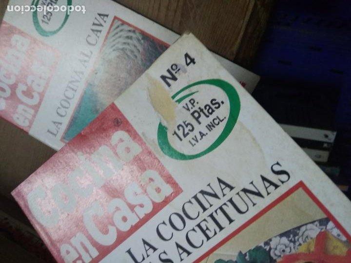 Libros de segunda mano: Libro La cocina de las aceitunas Cocina en casa nº 4 Ed. Iru L-2604-1563 - Foto 2 - 277622383