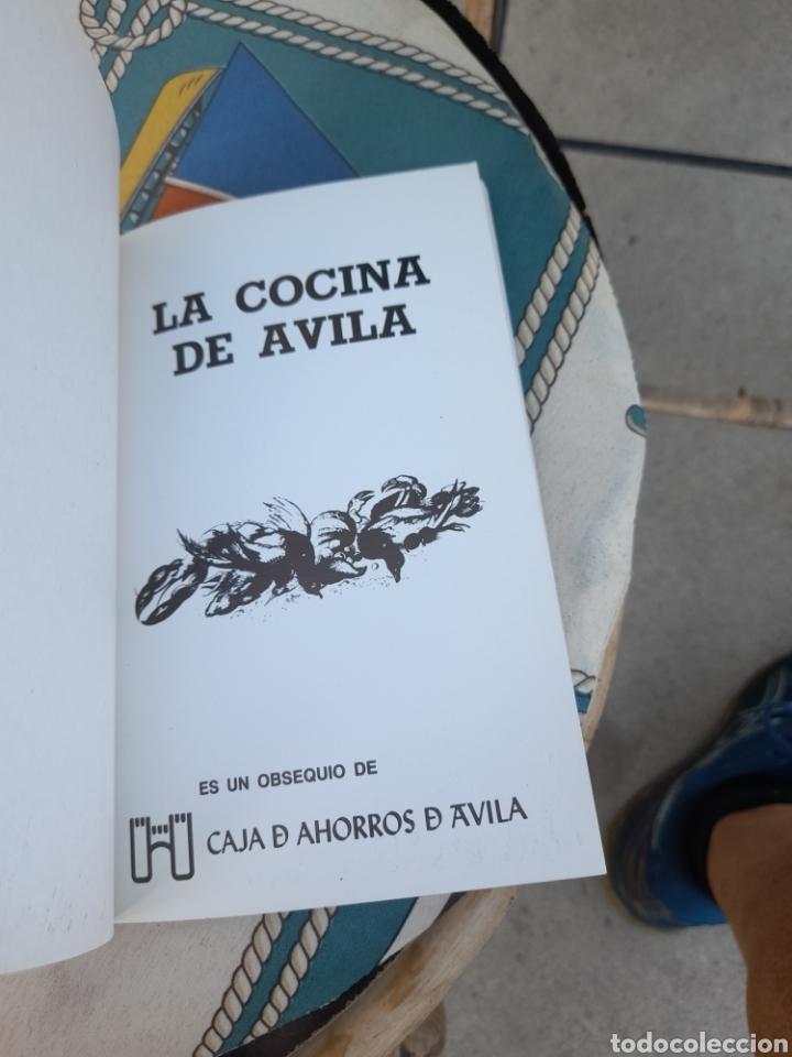 Libros de segunda mano: La cocina de Ávila - Foto 2 - 277638468