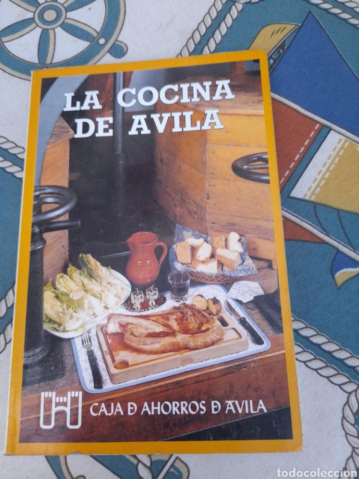 LA COCINA DE ÁVILA (Libros de Segunda Mano - Cocina y Gastronomía)