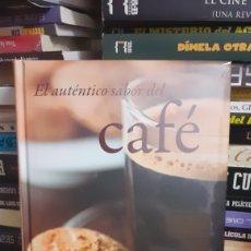 Libros de segunda mano: EL AUTÉNTICO SABOR DEL CAFÉ. Lote 277639203