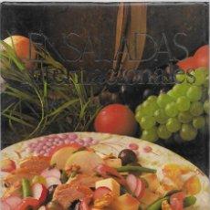 Libros de segunda mano: ENSALADAS INTERNACIONALES MUNDI, MAX 1989. Lote 277707283