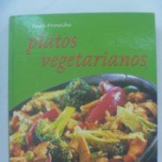 Libros de segunda mano: GRAN LIBRO : PLATOS VEGETARIANOS . POR JENNY STACEY. PARRAGON, 2003. Lote 278198878