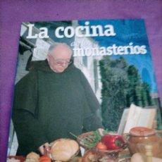 Libros de segunda mano: LA COCINA DE LOS MONASTERIOS 100 PG. FOTOS. Lote 279574148