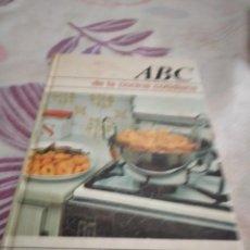 Libros de segunda mano: G-87 LIBRO ABC DE LA COCINA COTIDIANA. Lote 279692333