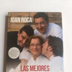 Livros em segunda mão: LAS MEJORES RECETAS DE MI MADRE. JOAN ROCA. Lote 284278533