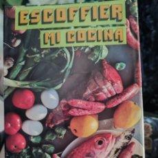 Livros em segunda mão: ESCOFFIER MI COCINA. Lote 284287158