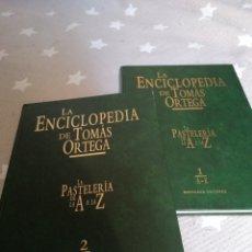 Libri di seconda mano: LIBROS DE PASTELERÍA LA ENCICLOPEDIA DE TOMÁS ORTEGA, MONTAGUD EDITORES (DESCATALOGADO). Lote 287998783