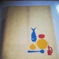 Libros de segunda mano: LA COCINA. CARMEN VERDAGUER. EDITORIAL PLANETA. 1969. ILUSTRADO. RECETARIO, DIETÉTICA, ADORNOS MESA.. Lote 288863028