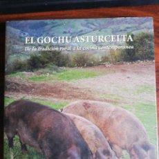 Libros de segunda mano: EL GOCHU ASTURCELTA. DE LA TRADICIÓN RURAL A LA COCINA CONTEMPORÁNEA. 1ª EDIC. 2011. Lote 289701333