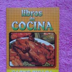 Libros de segunda mano: CARNE PICADA LIBROS DE COCINA 17 MUSA 1988 J. MONTOLIU. Lote 289881538