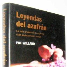 Livros em segunda mão: LEYENDAS DEL AZAFRAN - PAT WILLARD. Lote 293565203