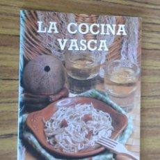 Libros de segunda mano: LA COCINA VASCA -- XABIER ETXARRI. Lote 294984128