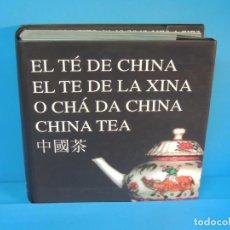 Libros de segunda mano: EL TÉ DE CHINA. UNA COLECCIÓN PARTICULAR. 2006. VV. AA.. Lote 297071288