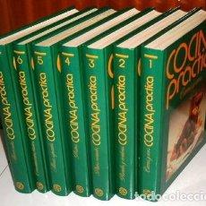 Libros de segunda mano: COCINA PRÁCTICA 7T POR MANUEL MAINER DE ED. PLANETA EN BARCELONA 1992 3ª EDICIÓN. Lote 297072048