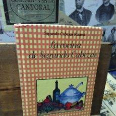 Libros de segunda mano: LA COCINA DE SEGUNDO CABEZAS ROSERO.. Lote 297076993