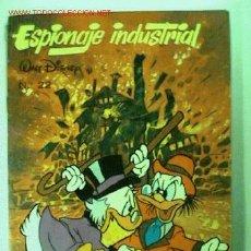 Libros de segunda mano: CUENTO DISNEY. ESPIONAJE INDUSTRIAL. EDITORIAL MAVES 1982. WALT DISNEY Nº 22. Lote 22288367