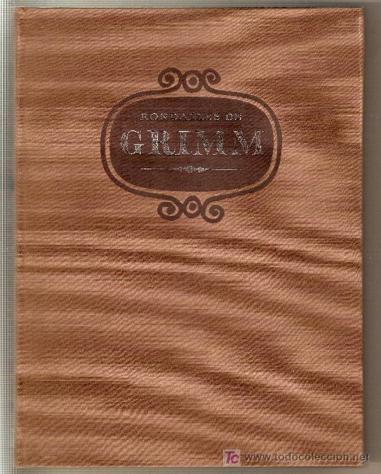 Libros de segunda mano: Rondalles de Grimm / Ilust. Arthur Rackham. Barcelona : Juventud, 1966. 25 x 19 cm. Tela Ed. 150 p. - Foto 2 - 27249352