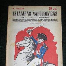 Libros de segunda mano: NOVELAS Y CUENTOS. Nº 1639 - VARALDO-NAPOLEON.. Lote 19242023