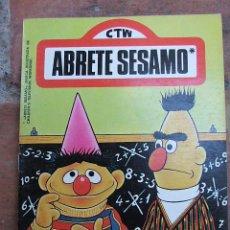 Libros de segunda mano: ABRETE SÉSAMO - SUMAR Y RESTAR Nº 1- EDITORIAL BRUGUERA 1976. Lote 25341760