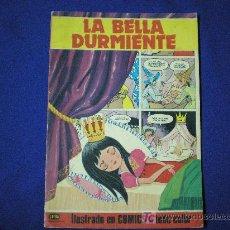 Libros de segunda mano: COLECCION TURQUESA - LA BELLA DURMIENTE.....EDITORIAL FHER 1973. Lote 4652773