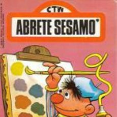 Libros de segunda mano: ABRETE SESAMO ( BRUGUERA ) LOTE ORIGINALES 1976 LOTE. Lote 27330492