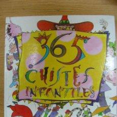 Libros de segunda mano: 365 CHISTES INFANTILES, ED, SUSAETA. Lote 102181371