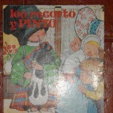 Libros de segunda mano: LEO, RECORTO Y PINTO Nº 2. EDICIONES ANTALBE 1984. Lote 12358579