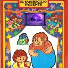 Libros de segunda mano: CUENTO TÍTERE SASTRECILLO VALIENTE DIBUJOS DE BUSQUETS. Lote 27319158