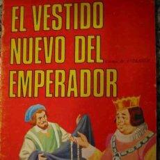Libros de segunda mano: EL VESTIDO NUEVO DEL EMPERADOR ANDERSEN, LA GRAN ENCICLOPEDIA VASCA BILBAO. Lote 24951524