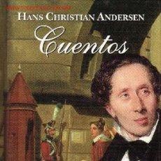 Libros de segunda mano: CUENTOS DE HANS CHRISTIAN ANDERSEN. Lote 18464288