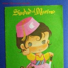 Libros de segunda mano: CUENTO SIMBAD EL MARINO. Lote 2726070