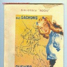 Libros de segunda mano: BIBLIOTECA ROCIO. VOL. XX. CUENTO DE BRUJAS, POR DES GACHONS. EDICIONES BETIS. Lote 2788139