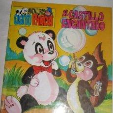 Libros de segunda mano: AVENTURAS DEL OSITO PANDA, DE TORAY. Lote 21415335