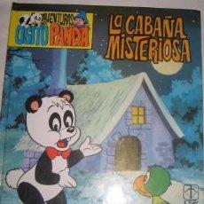 Libros de segunda mano: AVENTURAS DEL OSITO PANDA, DE TORAY. Lote 21445790