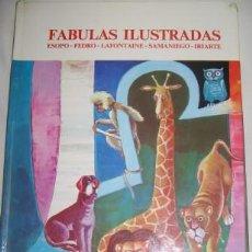 Libros de segunda mano - FÁBULAS ILUSTRADAS, DE EVEREST - 21781825