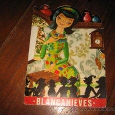 Libros de segunda mano: BLANCANIEVES COLECCION CUENTOS TROQUELADOS VILMAR 1971 . Lote 16478676