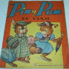 Libros de segunda mano: PIM Y PUM SIGMAR 1948 -- 31X25 -- PRECIOSO -IMPORTANTE LEER TODO. Lote 12020434