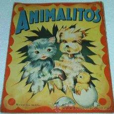 Libros de segunda mano: ANIMALITOS SIGMAR 1945 -- 31X25 -- PRECIOSO´- IMPORTANTE LEER DESCRIPCION. Lote 24855349