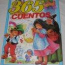 Libros de segunda mano: PRECIOSO LIBRO 365 CUENTOS - EDITORIAL GRAFALCO SA DE 1987 - 206 PAGINAS - CON DIBUJOS - 1 CUENTO PO. Lote 21684808