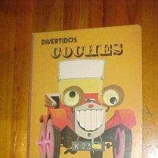 Libros de segunda mano: DIVERTIDOS COCHES. MIS OJOS SE MUEVEN Y BRILLAN EN LA OSCURIDAD. EDICIONES STOCK. Lote 11970915