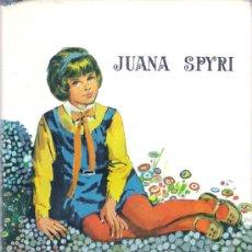 Libros de segunda mano: HEIDI / POR JUANA SPYRI. Lote 21506176